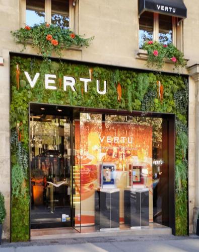 Boutique Vertu & Guerlain