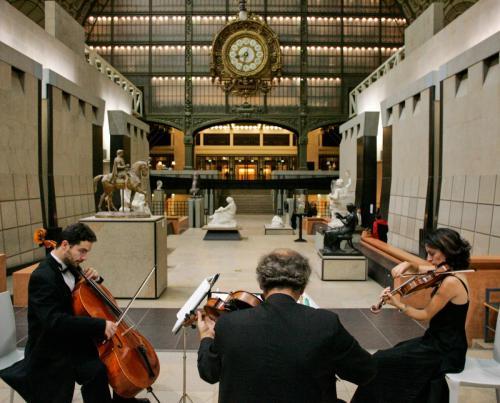 SEIKO au Musée d'Orsay