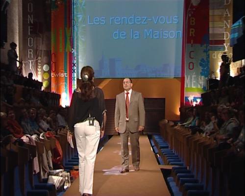 Eurodif Palais des Papes et autres